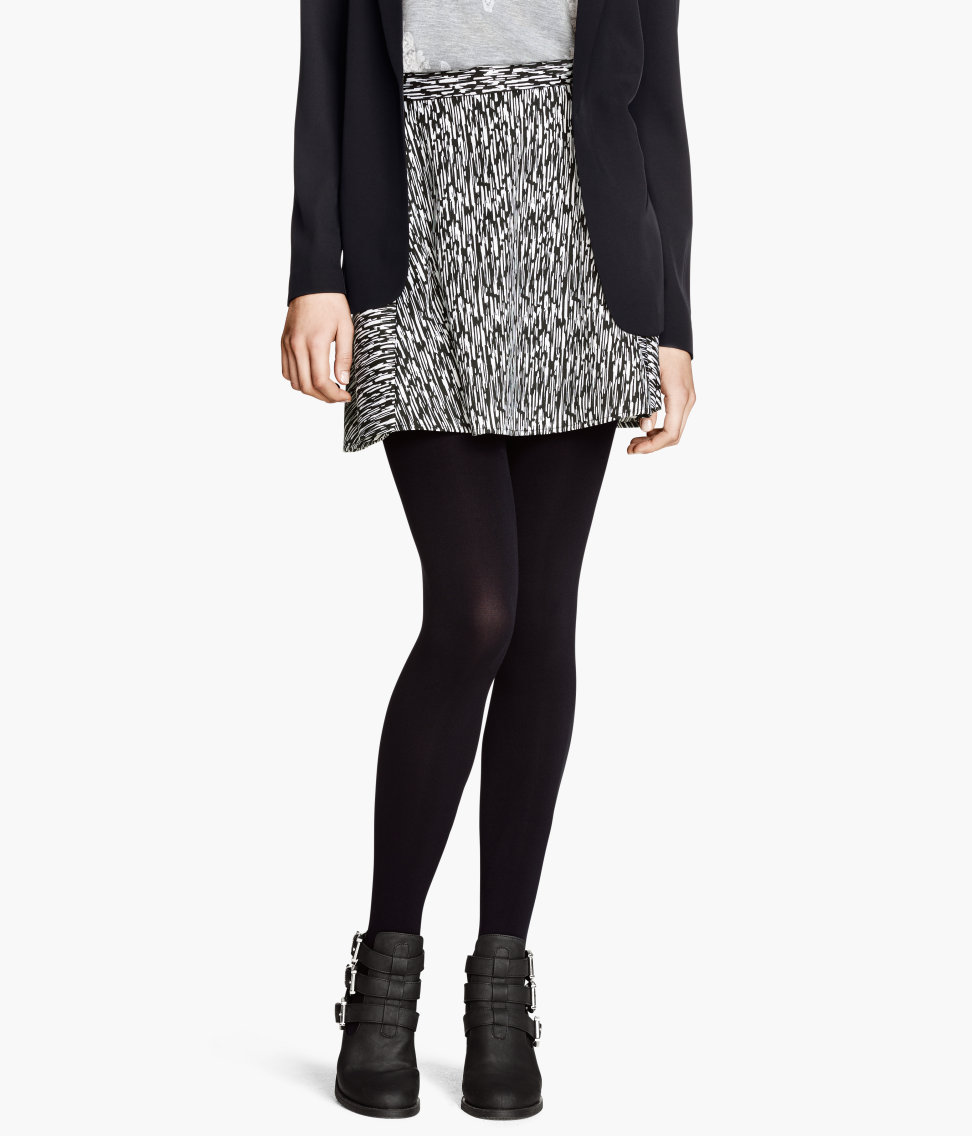 H&M Opaque tights. Available in multiple colors. H&M. $9.95.
