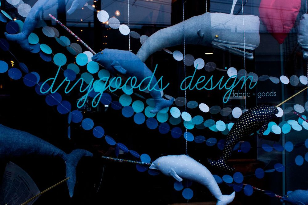 Drygoods Design. 5308 Ballard Avenue NW, Studio 1, Seattle, WA 98107