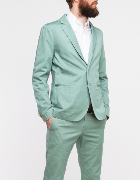 Sun Washed blazer in grass. Need Supply. $175.