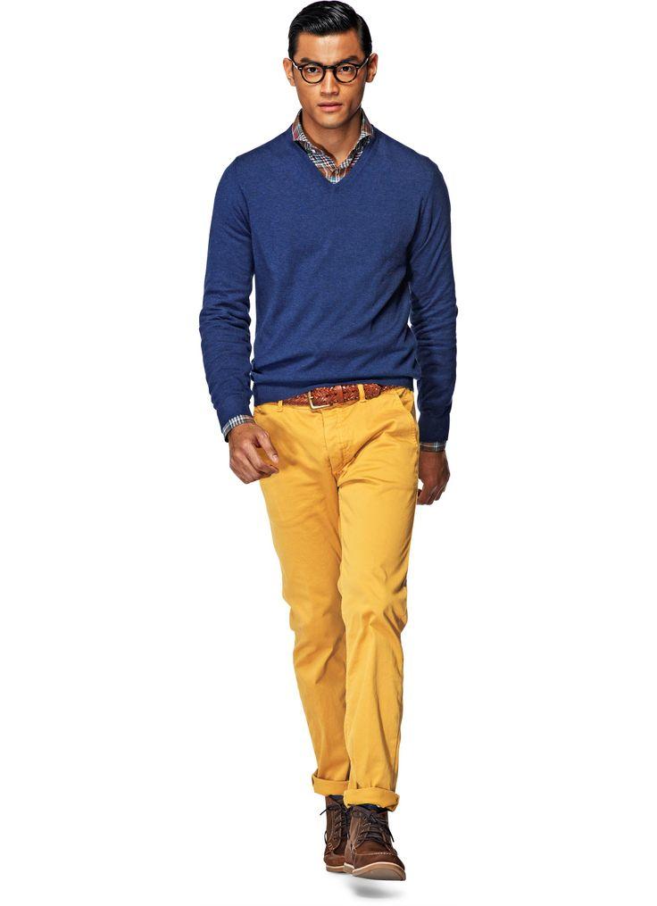 Yellow Pants B328i. Suit Supply. $149.