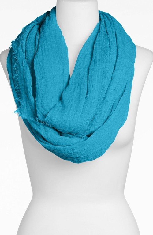 The Ringer Infinity scarf. Available in multiple colors. Nordstrom. 2 for $38.