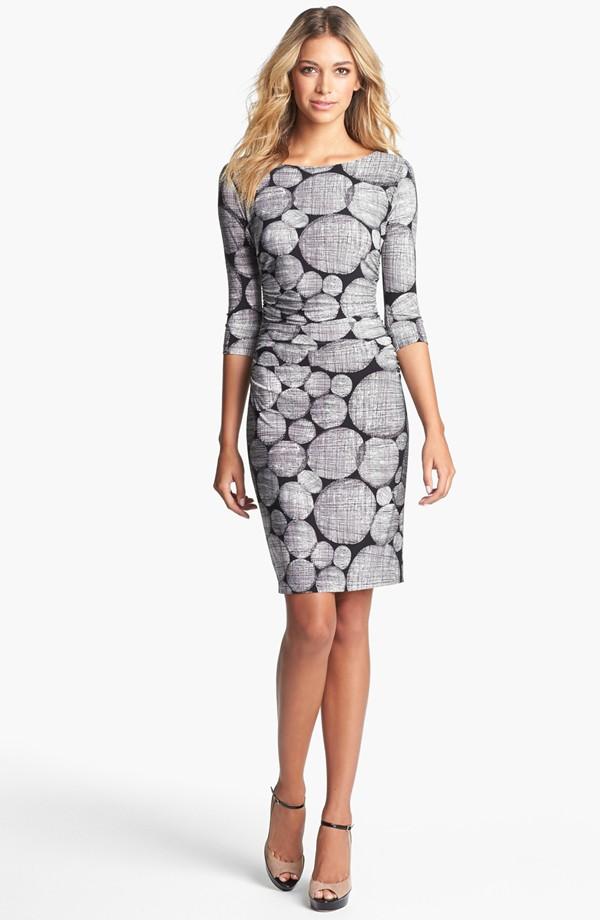 Kamalikulture Print sheath dress. Nordstrom. $98.