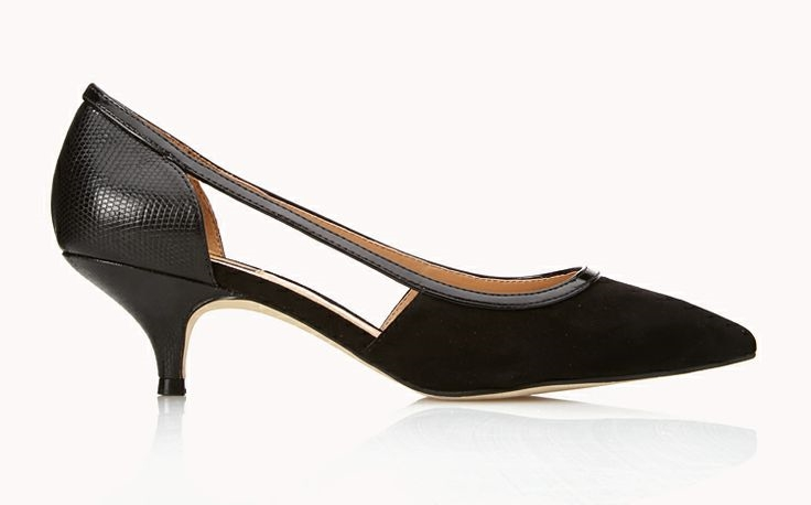 Working Girl pumps. Forever 21. $29.80.
