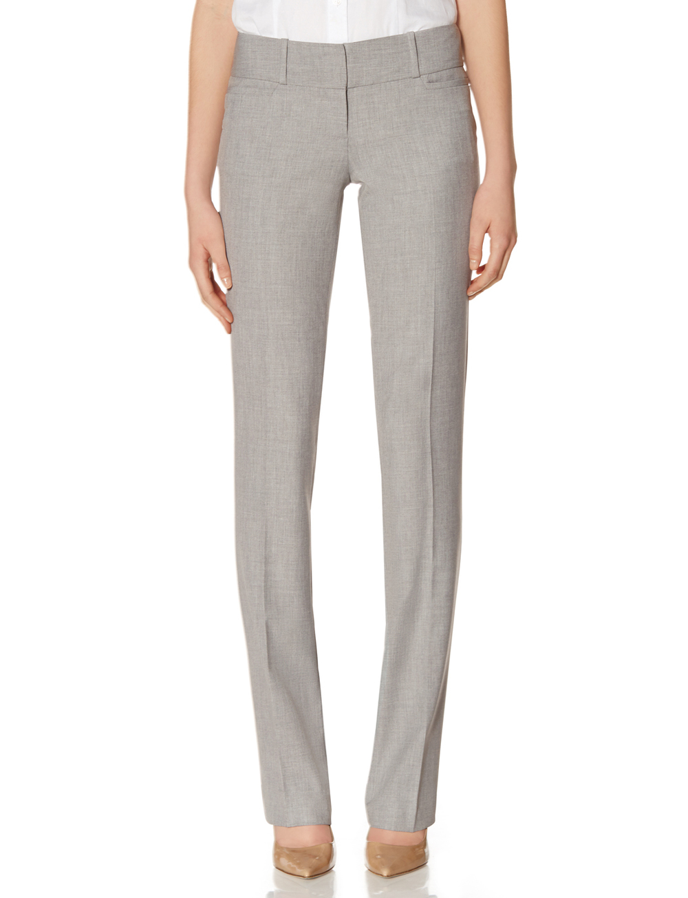 Drew bootcut pants. Available in petites in light grey, black, navy, camel, natural. The Limited. Was: $79.95 Now: $49.90.