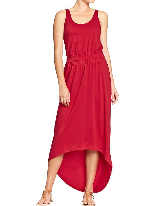 Jersey Maxi dress. Available in apple of my eye, Goodnight Nora. Old Navy. Was: $34.94 Now: $20 and $15.