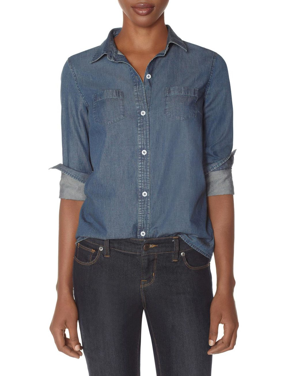 OBR Denim shirt. The Limited. $49.95.