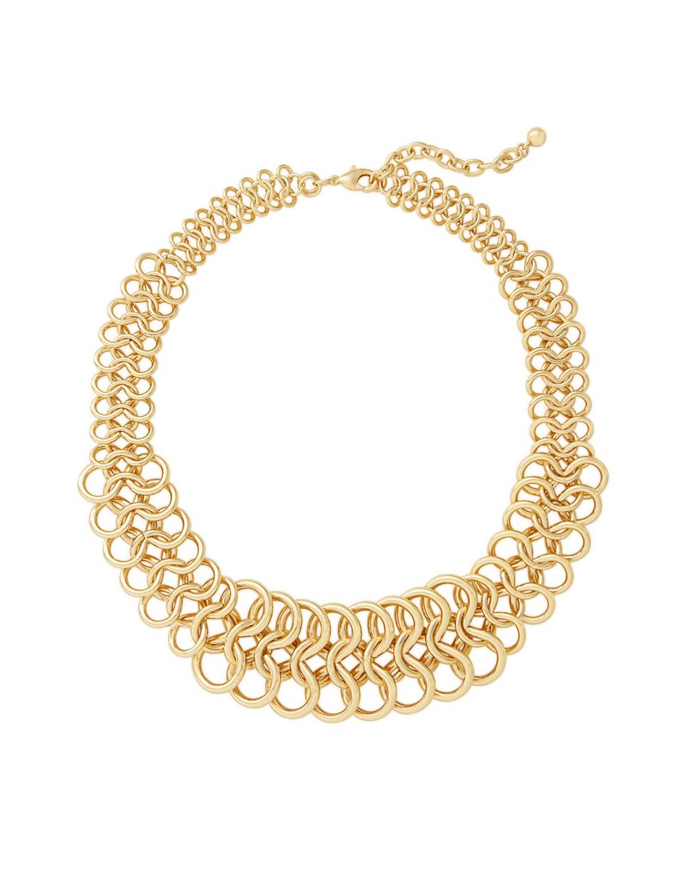 Flat Chain necklace. The Limited. Was: $39.95 Now: $19.97.