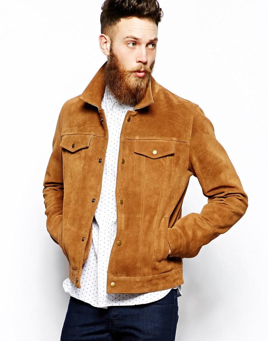 ASOS Suede Western jacket. ASOS. $235.18.