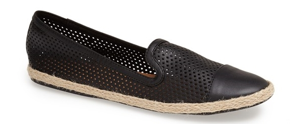 Kendall & Kylie Madden Girl Poppyy Espadrille Flat. Available in multiple colors. Nordstrom. $49.95.