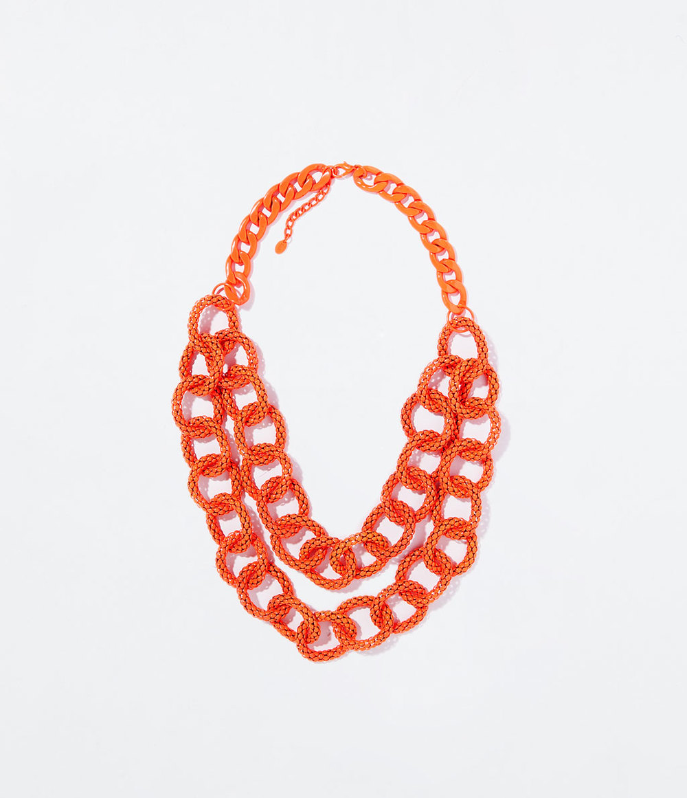 Zara necklace. Zara. $29.90.