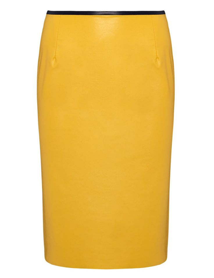 Svek Orange Bound pencil skirt. Avenue 32. Was: $220 Now: $88.