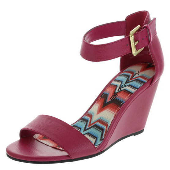 American Eagle Lansing Ankle strap wedge. Available in multiple colors. Payless Shoes. $29.99.