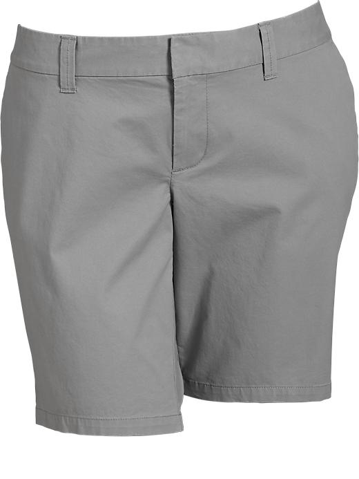 Khaki bermudas. Available in multiple colors. Old Navy. $36.94.