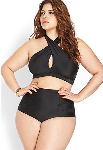 Bold Cutout Bikini set. Forever21 +. $29.80