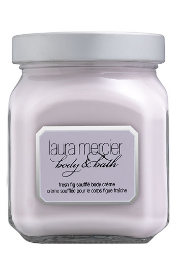 Laura Mercier Fresh fig soufflé body creme. Nordstrom. Was: $60 Now: $54.