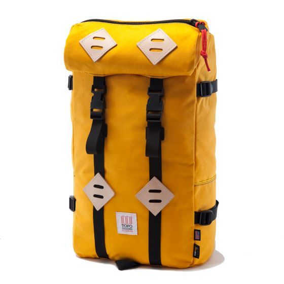 Topo Designs Klettersack. Available in multiple colors. Ian. $169.