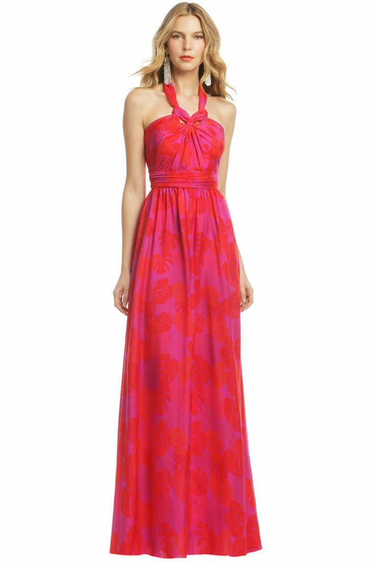 Oahu Flower maxi by Issa @$150.
