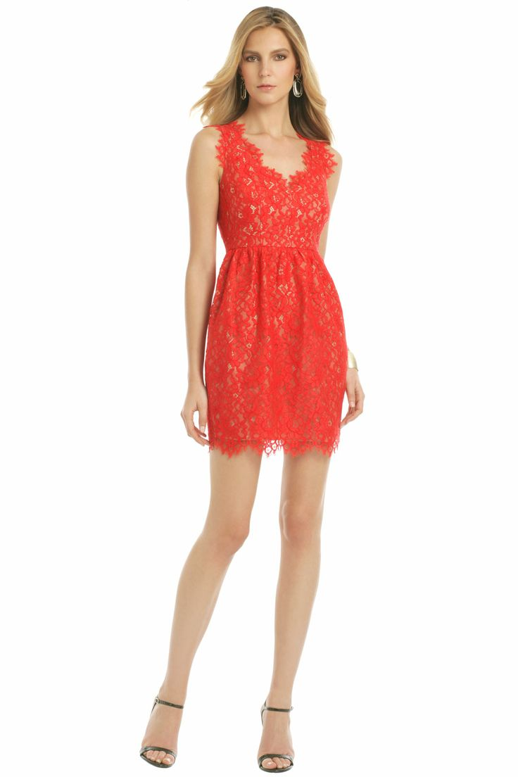 Lace Sierra dress by Shoshanna @$40.
