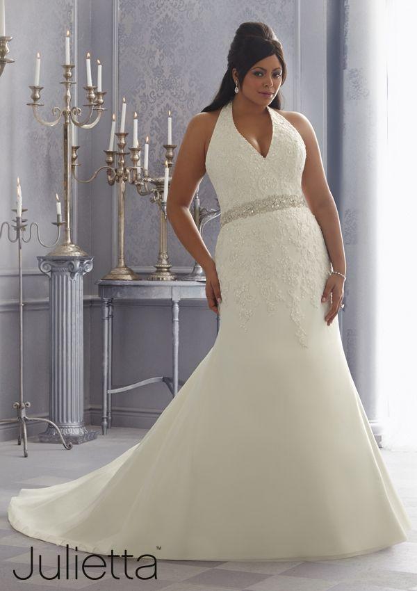 The Stunning Plus Size Summer Bride Poplin Style Direction