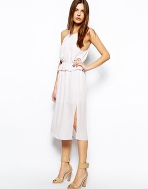 BCBGeneration Midi Dress. ASOS. Was $171.49 Now $110.51.