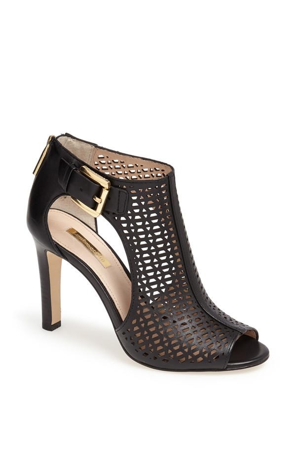 Louise et Cie Olivia 2 Sandal. Available in black, blue, tan. Any of which are awesome for you! Nordstrom. $138.95.