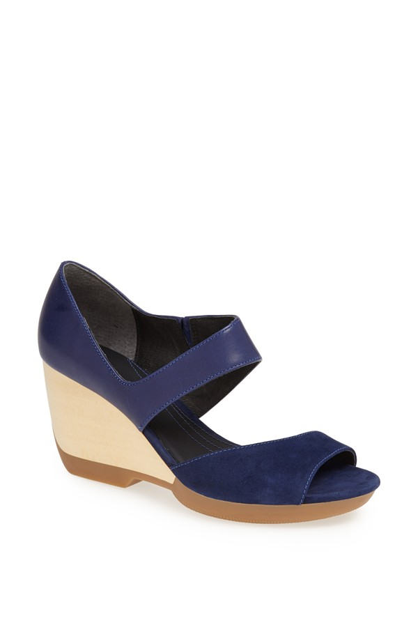 Camper Laura Sandal. Nordstrom. Was: $194.95 Now: $130.16. SO great with navy, lilac, jeans and so much more. I've had two clients find success with these.