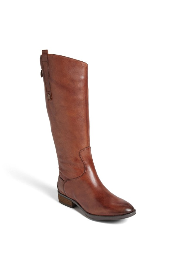 Sam Edelman Penny Boot. Available in whiskey, black. Nordstrom. $189.95.