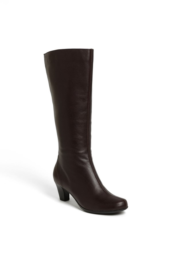 Aetrex Alexis boot. Available in brown, black. Nordstrom. $219.95.