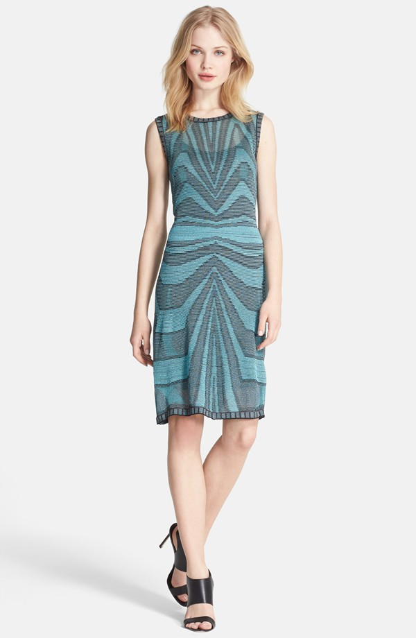 M Missoni Cotton blend sweater dress. Nordstrom. Was: $695 Now: $277.98