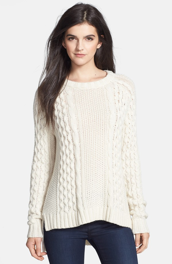 Theory Innis wool sweater. Nordstrom. Anniversary price: $263.90. Post Anniversary price: $395.