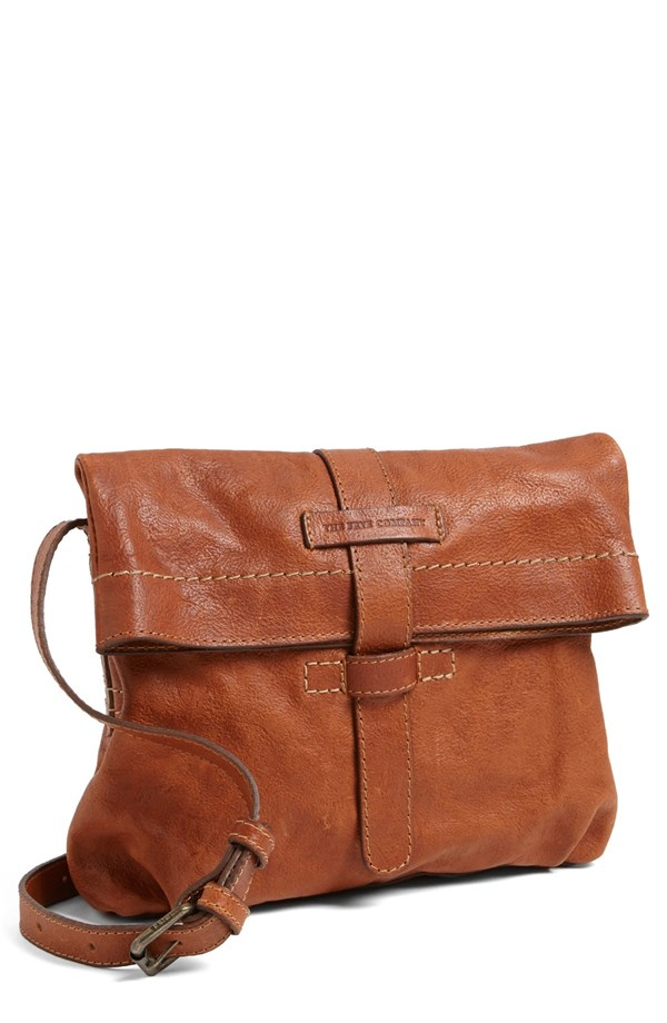 Frye Artisan Foldover Leather cross body bag. Nordstrom. Was: $298 Anniversary Sale price: $198.