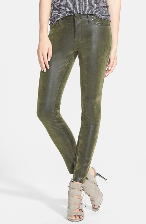 BLANKNYC Faxu suede skinny jeans. Nordstrom. Was: $98 Anniversary Sale Price: $64.90.