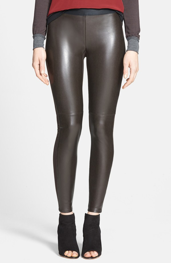 Bailey 44 Faux Leather front leggings. Nordstrom. Was: $255 Now: $169.50.