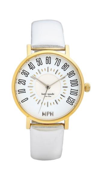 Kate Spade New York Metro Odometer watch. Shopbop. $175.