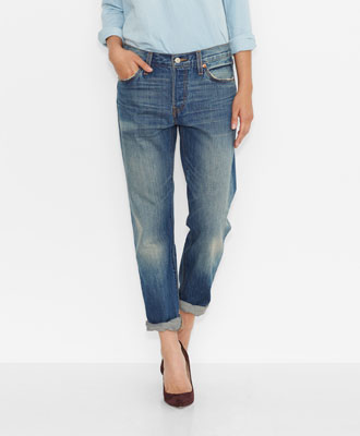 Levi's 501 Original jeans. Available in multiple washes. Levis. $88.