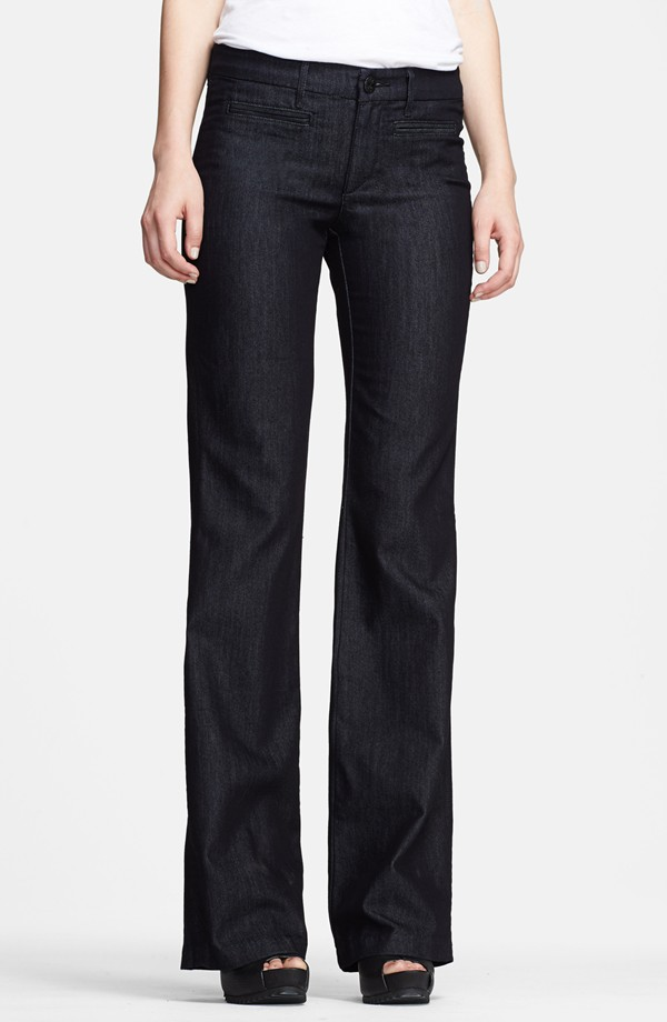 Habitual Pearl Perfect Denim Trousers. Darkness. Nordstrom. $198.