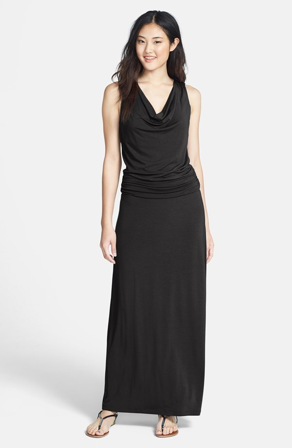 Tart Viola Cutout Back Jersey Maxi Dress. Nordstrom. $168.