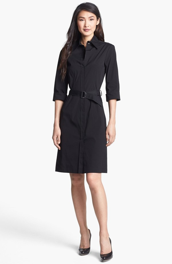 BOSS HUGO BOSS Dashina 3 Shirtdress. Nordstrom. $495.