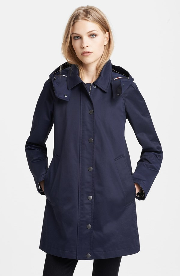 Burberry Brit Bowpark Raincoat with Liner. Nordstrom. $795.