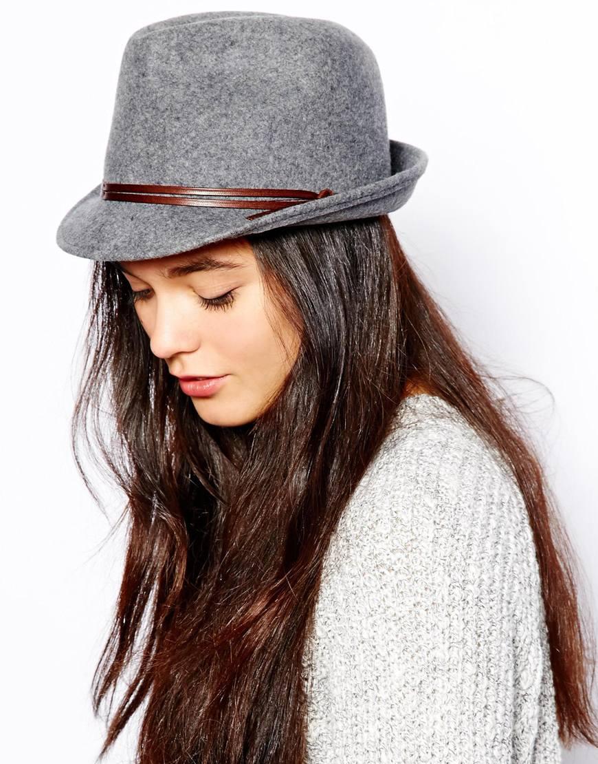 Esprit Wisen Trilby Hat. ASOS. $56.11.
