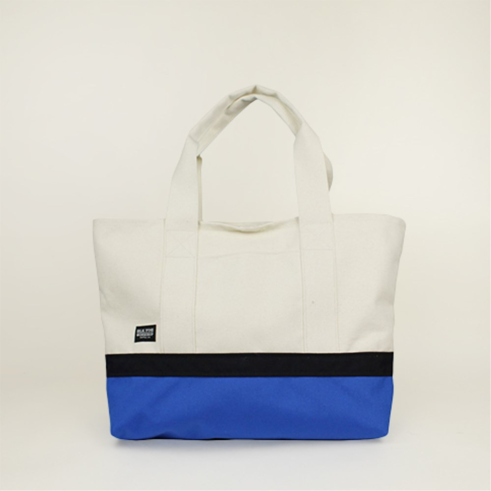 BLK PINE WORKSHOP Tote. Seattle based company. Swopboard. $75. $6.48 to a school.
