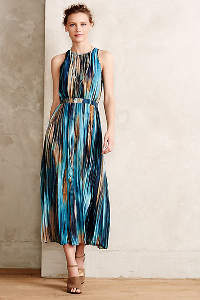 Rivier Midi Dress. Anthropologie. $198.