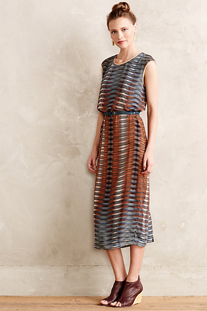 Andaz Maxi Dress. Anthropologie. $168.