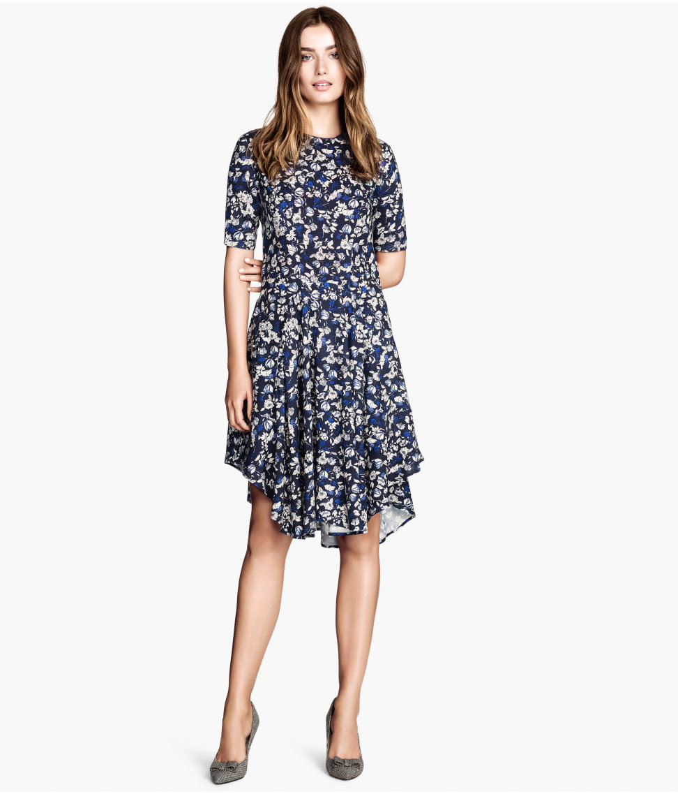Patterned Dress. H&M. $34.95.