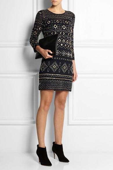 Needle & Thread Mini Dress. Net-A-Porter. $315.00