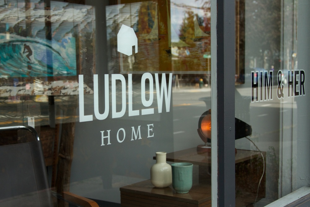 Ludlow. 7315 Greenwood Avenue North, Seattle Washington 98103. Hours: Wed -Fri 12p -6p, Saturday and Sunday 11am - 6pm.