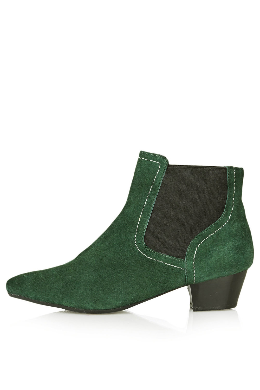 One of my current obsessions: BASIC Chelsea Boots Topshop USA. $65. I just ordered a pair for myself.