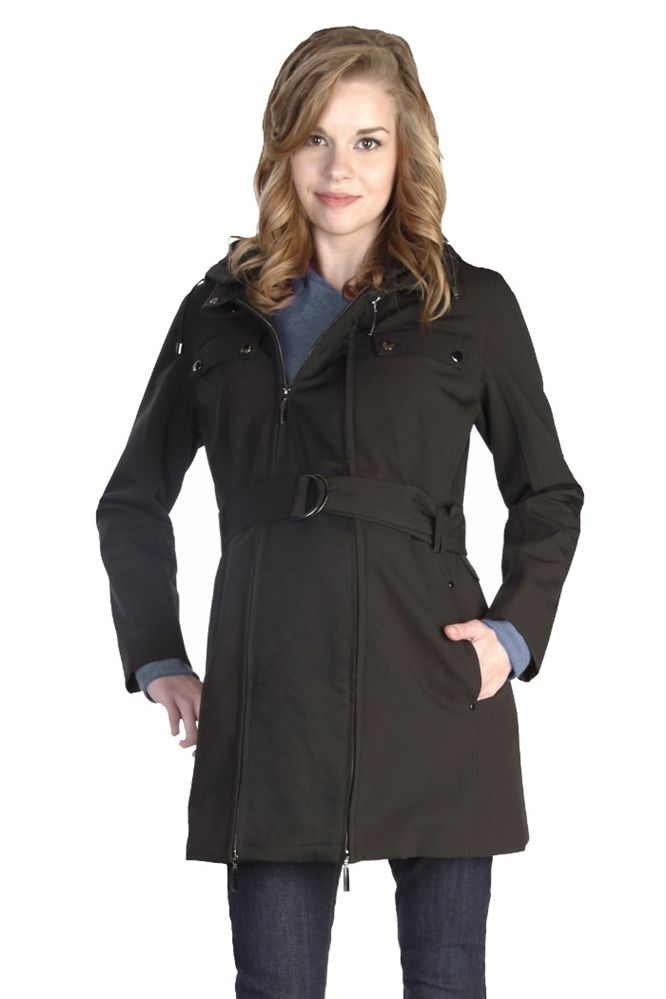 MamaCoat Maternity Coat. Japanese Weekend. $288.