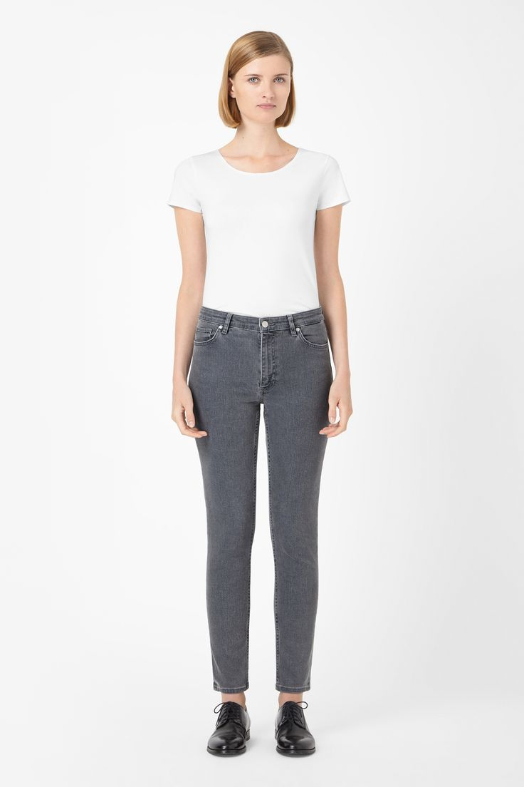 Slim Fit Cropped Jeans. COS. $99.