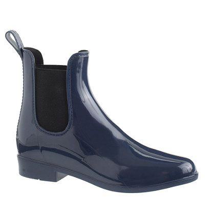 J Crew Chelsea Rain Boots. Available in multiple colors. J Crew. $68 Plus 25% off with code: TGIFALL